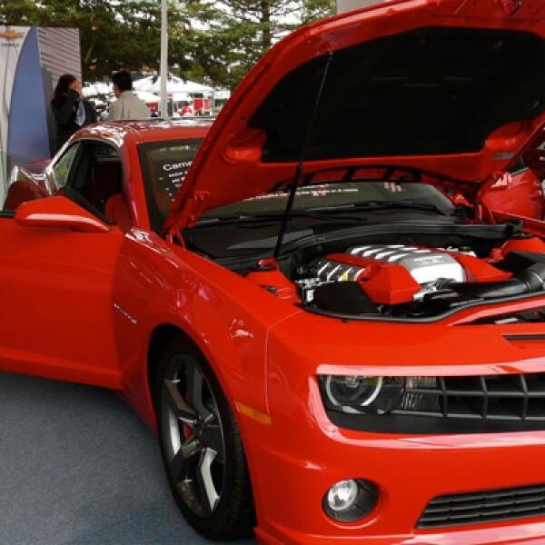 El eterno rival de Mustang, modelo 2010