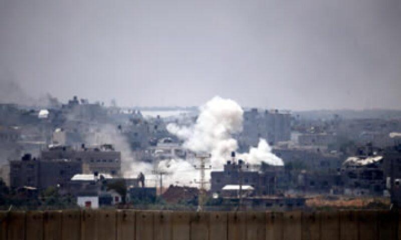 En los ataques israelíes, 80% de las víctimas han sido civiles. (Foto: Reuters)