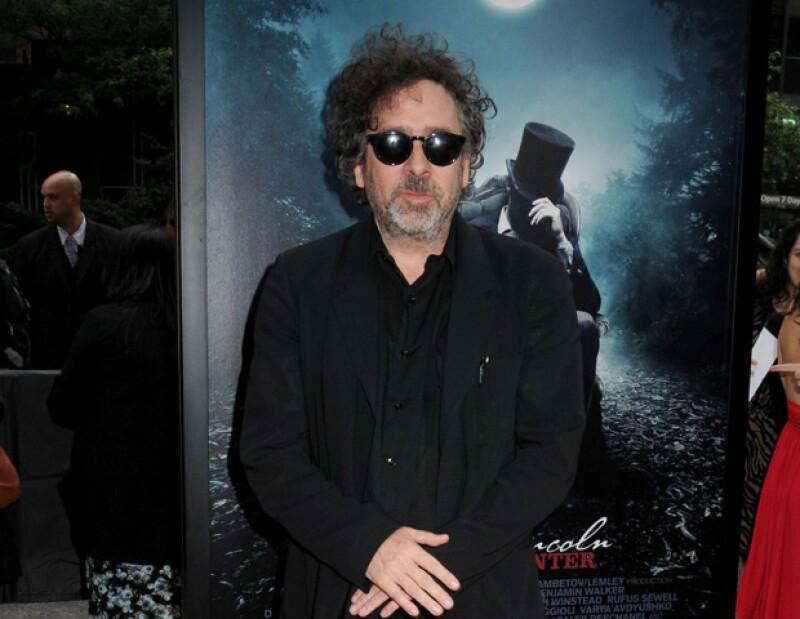 El reconocido cineasta presentará su cinta animada `Frankenweenie´el próximo 10 de octubre.