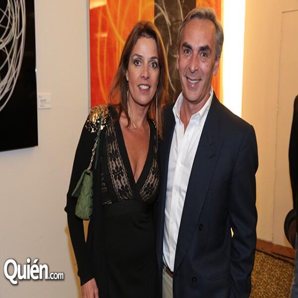 Patricia Carrera,Jorge Guerrero