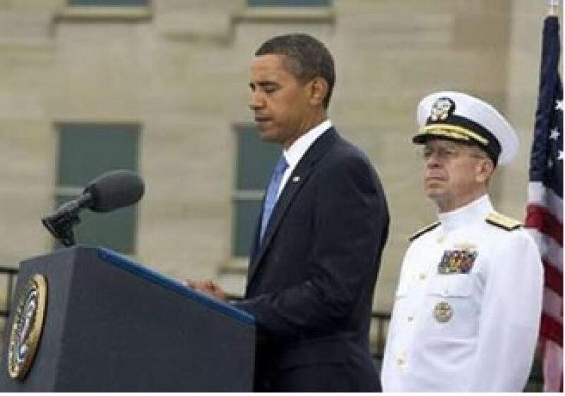 En el octavo aniversario del 11-S Barack Obama dijo que no dará tregua a Al Qaeda. (Foto: Reuters)