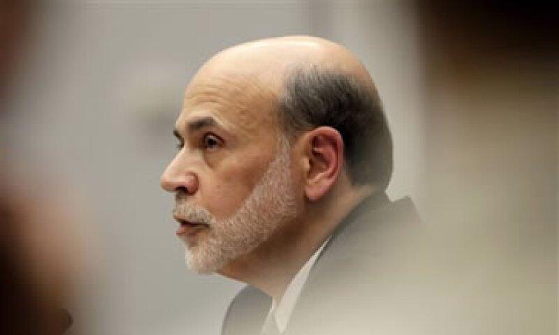 Bernanke podría salir del Banco al concluir su actual mandato en enero de 2014. (Foto: AP)