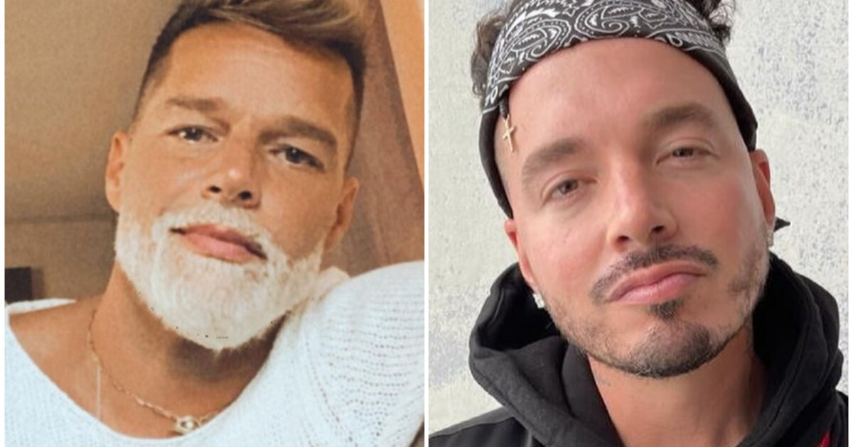 """J Balvin sends a loving message to Ricky Martin: """"I would marry you"""""""