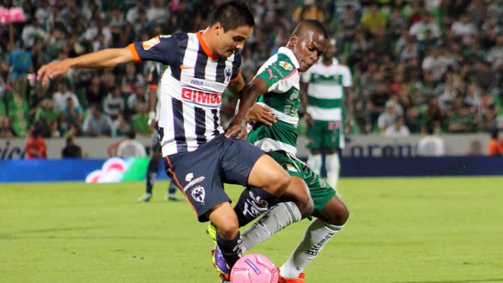 Santos vs Monterrey1