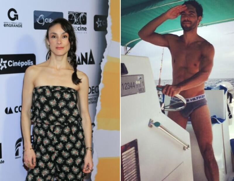 Sophie Alexander disfruta de Oaxaca y el modelo estadounidense Shane Duffy dice amar México.