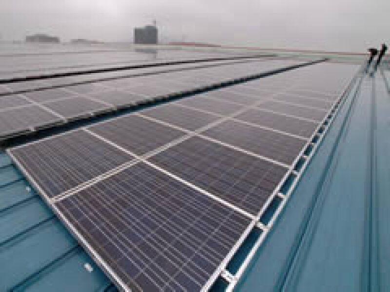 Jabil comenzará a fabricar los paneles solares para los clientes en América del Norte de SunPower. (Foto: Notimex)