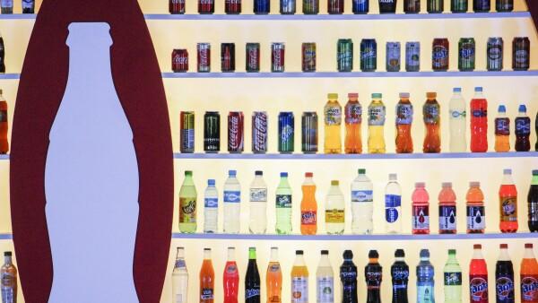 Arca Continental embotelladora Coca Cola