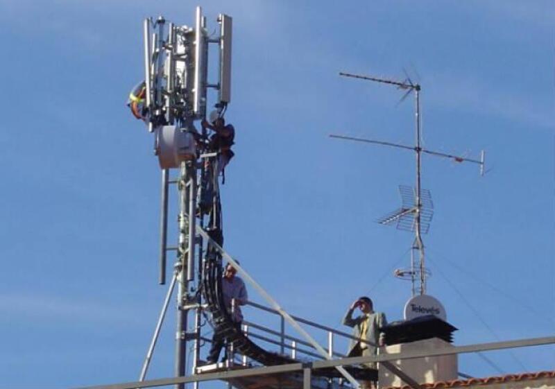 Antena telefon�a