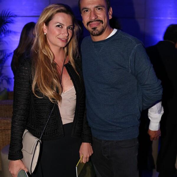 Catalina Buchanan y Felipe Colsa