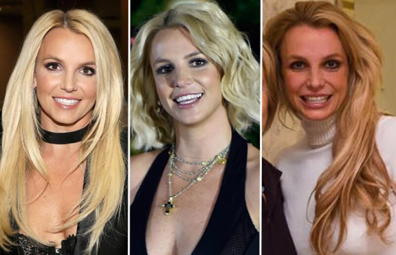 La cantante compartió en redes sociales una foto que dejó en evidencia algunos cambios en su cara.