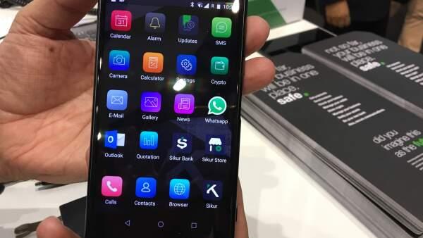 Sikur Phone.