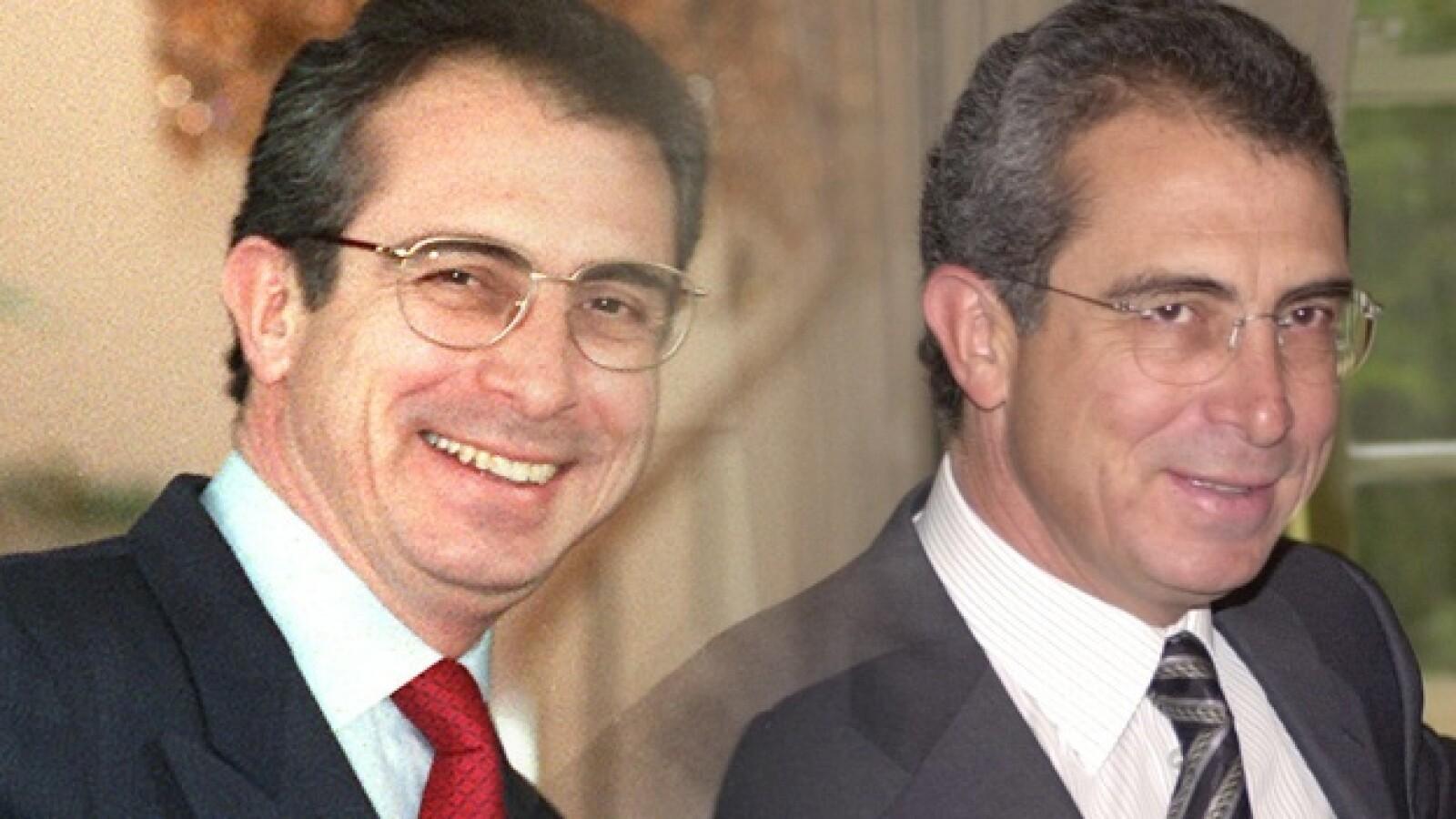 Ernesto Zedillo antes y despues presidentes