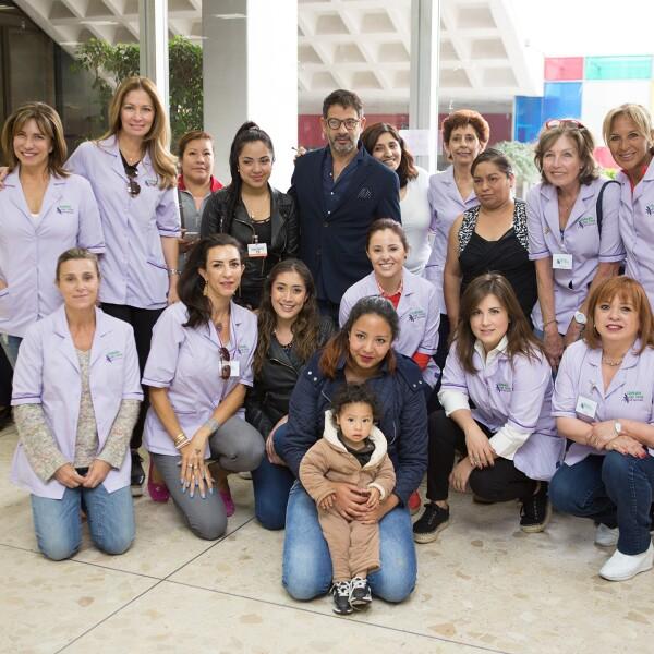 Día de las Madres en el Instituto Nacional de Pediatría
