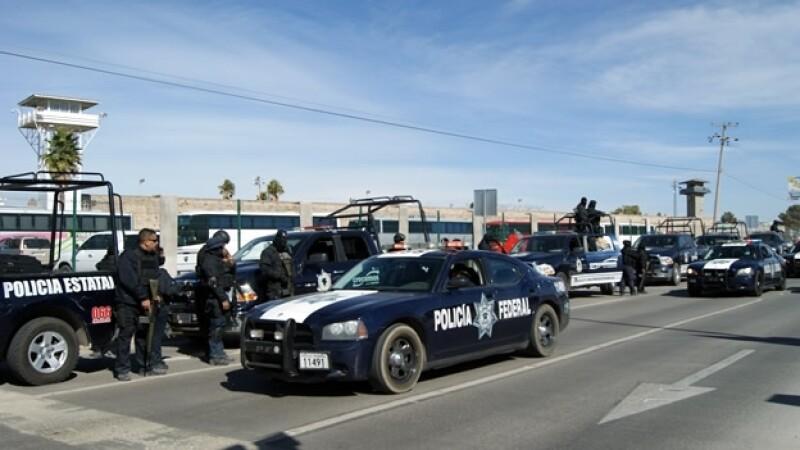 reos durango policia federal