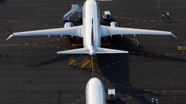Aerolíneas mayo 2020