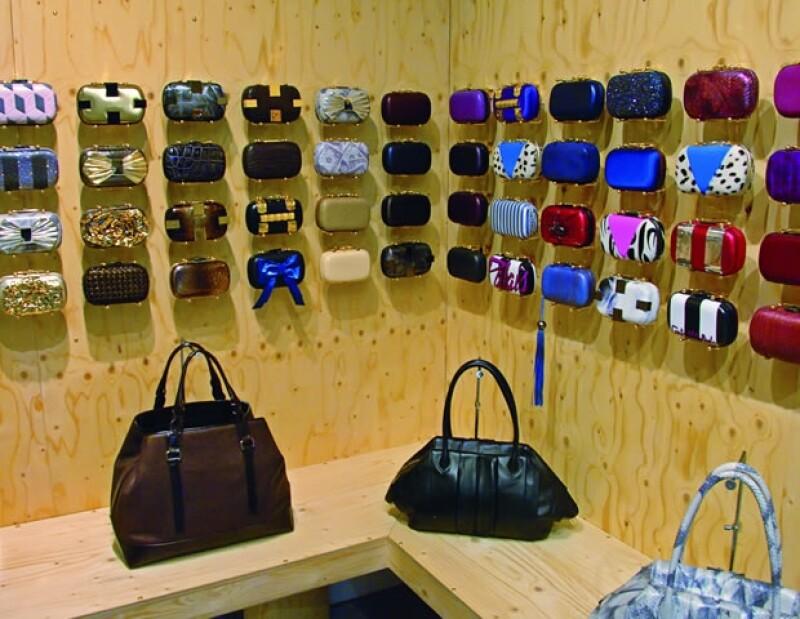 El creador de la marca Corto quiere expandir su línea de bolsas para abarcar más texturas, diseños y tamaños.