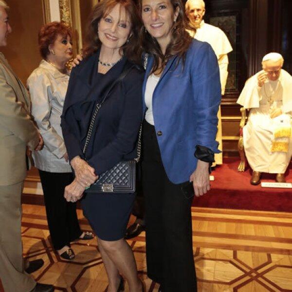Christiane Magnani,Claudia Alemán