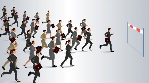 Ejecutivo maratonista - ejecutivos maratonistas