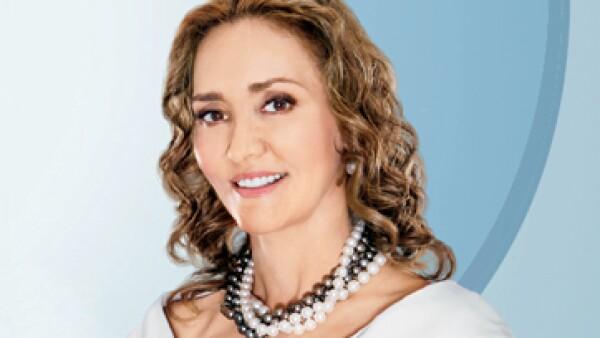 Angélica Fuentes inició en marzo una fundación que lleva su nombre que busca empoderar a las mujeres latinas. (Foto: Carlos Aranda)