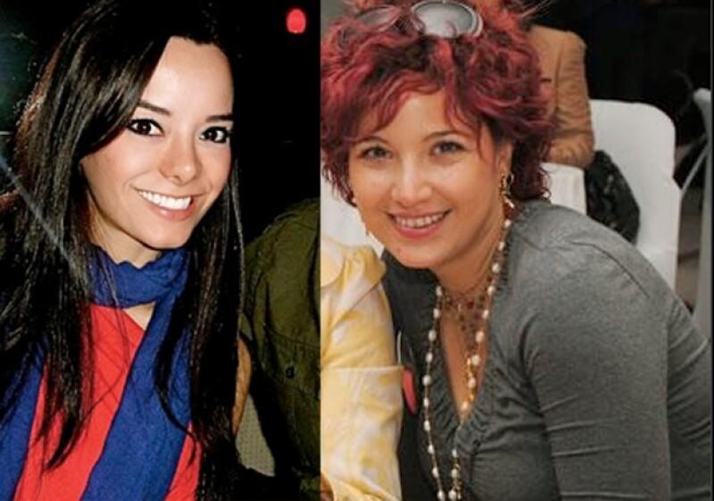 Raquel Rocha y Lizeth Marcos están comprometidas con Monterrey.