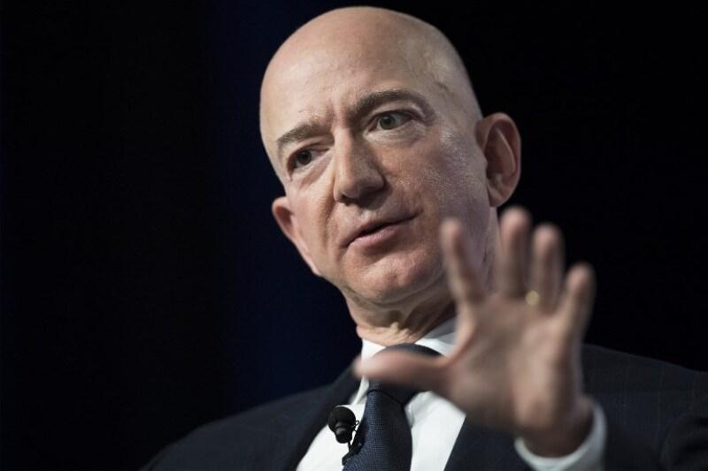 Jeff Bezos David Pecker investigación