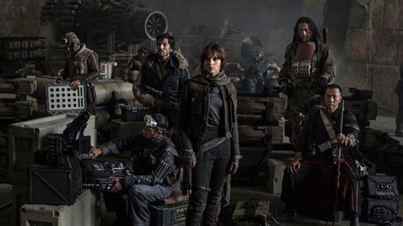 El actor aparecerá en Star Wars: Rogue One.