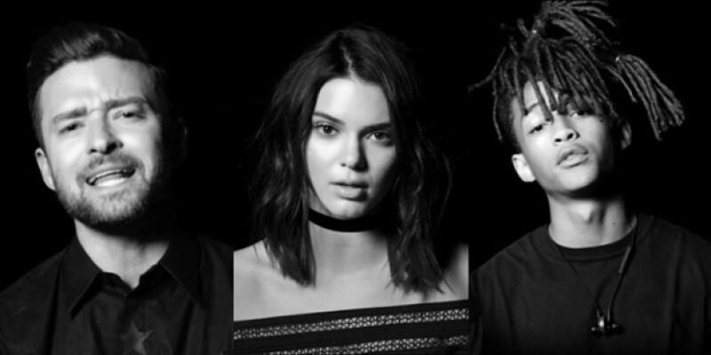 Black Eyed Peas reunió a famosos como la modelo y los cantante, entre otros, por una buena causa.