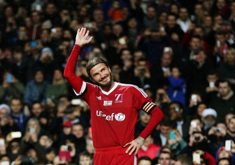 David Beckham Estadio