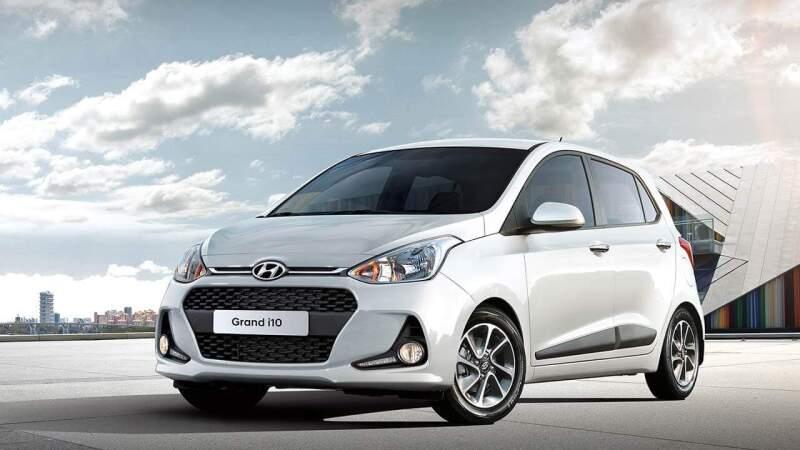 Hyundai i10.