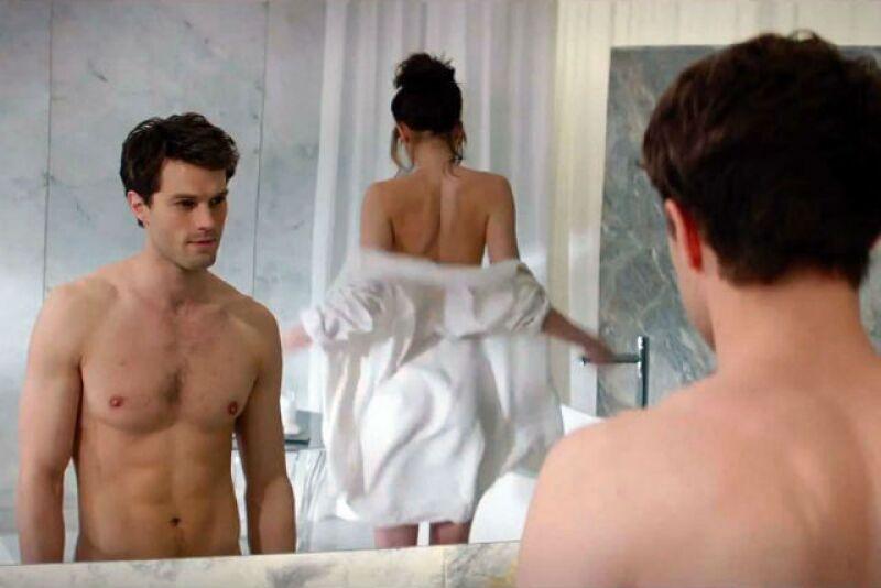 50 Shades of Grey es la nueva película de la que todos hablan por su fuerte carga sexual.