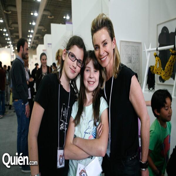 Sofia Álvarez,Frederica Torres,Shanon Fernández