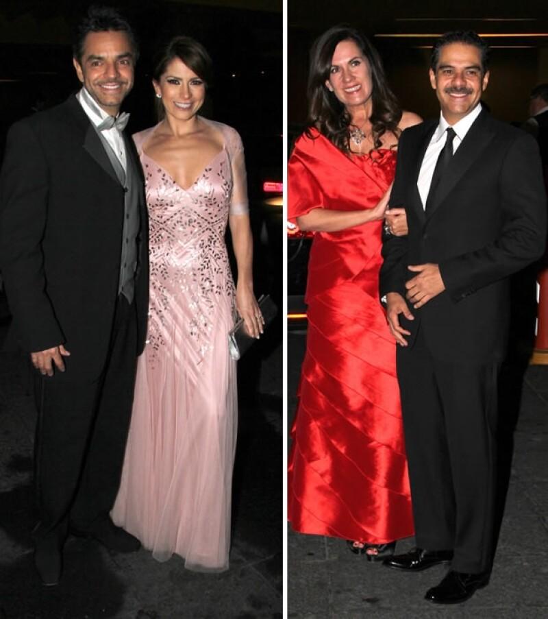 Chacho Gaytán y Mariana García contrajeron matrimonio y en su enlace vimos no sólo a Bibi y Eduardo Capetillo, también estuvo Javier Alatorre, Eugenio Derbez, entre otros.
