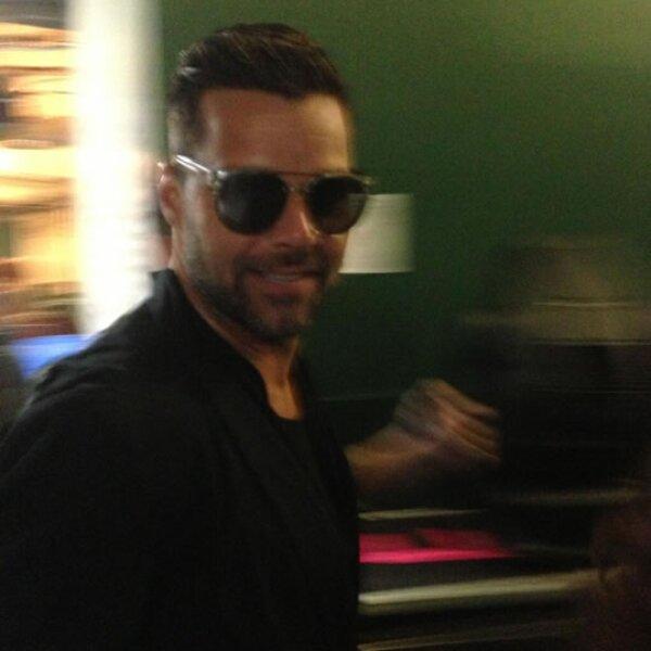Ricky Martin presentará su nuevo sencillo, el cual es combinación de de inglés y español.