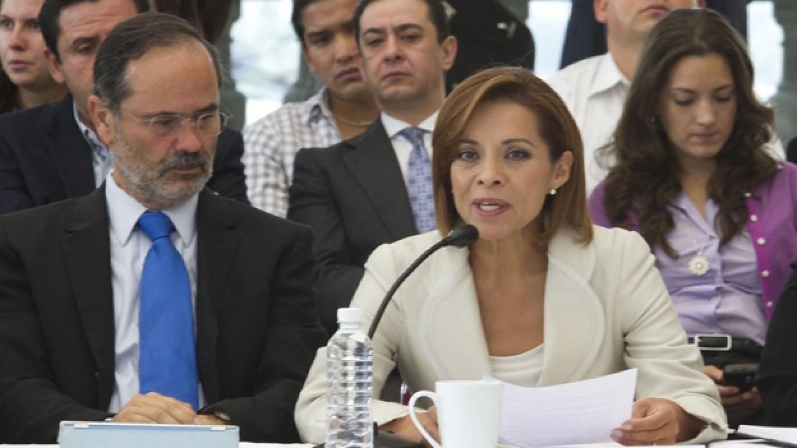Josefina Vázquez/Movimiento por la Paz