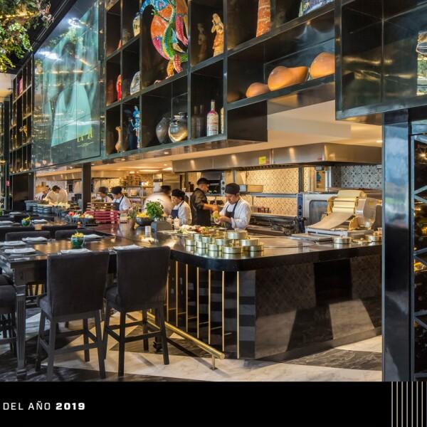 Cantina La No. 20 premio Obras-Elle Decoration de Interiorismo Hospitalidad