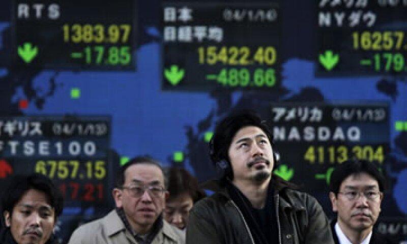 El índice Nikkei de Japón subió 57% el año pasado, y podría implosionar.  (Foto: Getty Images)