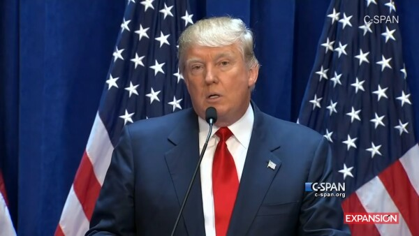 México, el tema del discurso de la candidatura de Trump