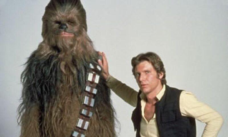 Han Solo era un contrabandista en la primera cinta de Star Wars. (Foto: Tomada de @starwars )