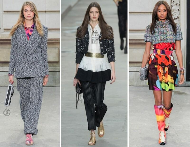 Louis Vuitton, Chanel y Alexander McQueen son algunas de las firmas que se mantienen a la delantera en el terreno de la moda. Aquí los 5 mejores shows de Paris Fashion Week.