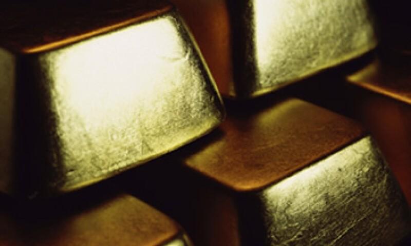 El precio del oro subió a los 1,750 dólares luego de que la Fed anunciara que mantendría bajas las tasas de interés. (Foto: Photos to Go)