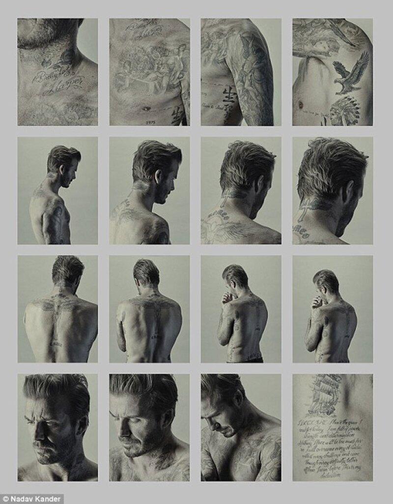 Entre los fotógrafos de estas imágenes se encuentran Mario Sorrenti y Mert & Marcus.