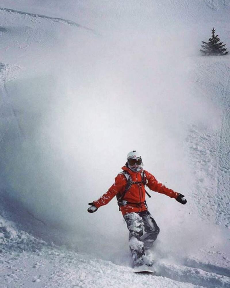 El haber pasado por un barrancho al parecer fue lo que pudo haber detonado la avalancha.