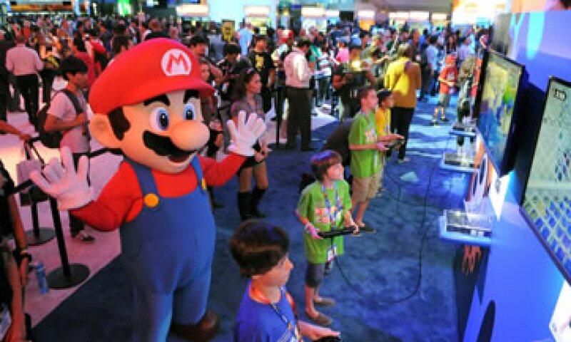 Nintendo vendió 510,000 consolas Wii U en el periodo. (Foto: Getty Images)