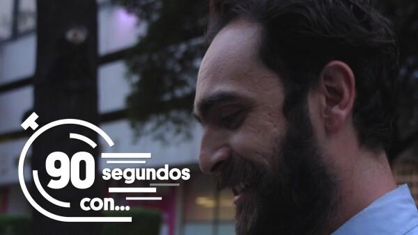 #90SegundosCon | Andrés Lajous