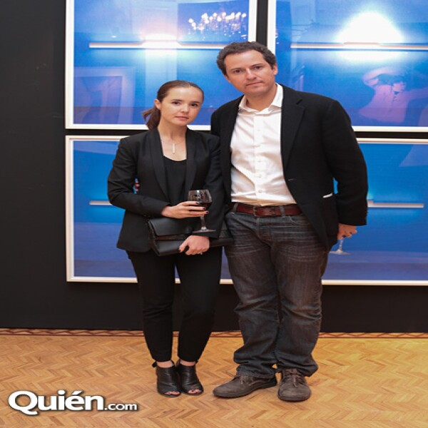 Georgina Arozarena, Andrés Arredondo