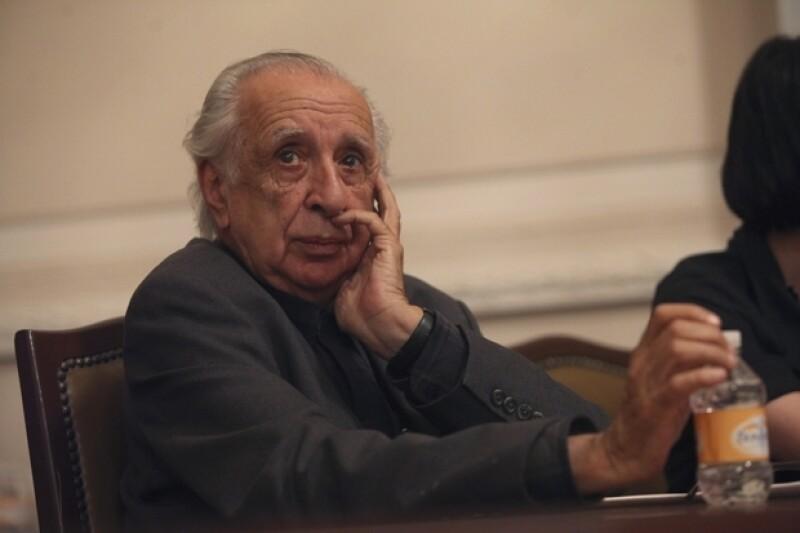 Vicente Leñero.