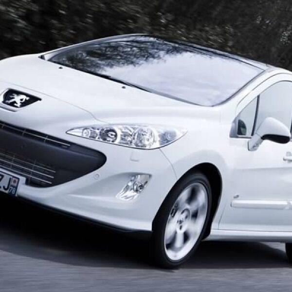 La apuesta de Peugeot para competir contra el Volkswagen GTI.