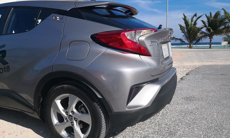 Toyota C-HR, la nueva SUV mini de la marca