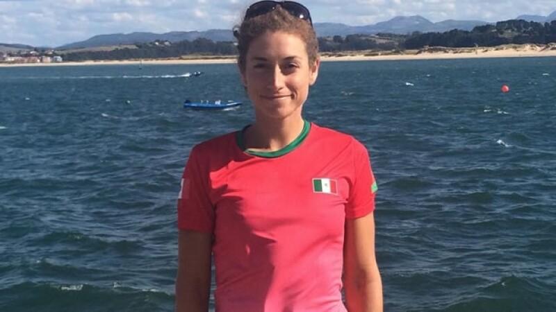 Demita Vega de Lille obtuvo su pase a los Juegos Olímpicos de Río 2016 este jueves en una competencia en España