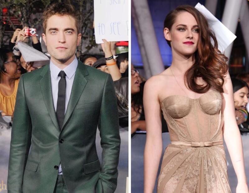 Ayer por la noche los actores presentaron el tan esperado desenlace de la saga donde ambos lucieron felices y como si nunca hubiera pasado algo malo entre ellos.